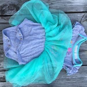 Nickelodeon Dresses - Ninja turtle tutu dress
